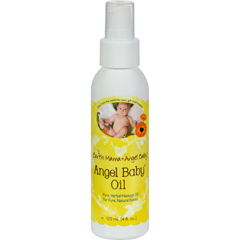 HGR1055904 - Earth Mama Angel BabyOil - 4 oz
