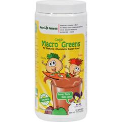 HGR1064559 - MacroLife NaturalsJr. Macro Coco-Greens for Kids Chocolate - 7.1 oz