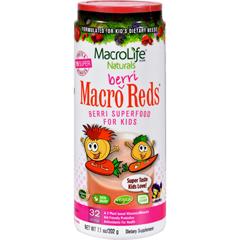 HGR1064609 - MacroLife NaturalsJr. Macro Reds for Kids Berri - 7.1 oz