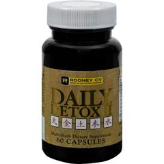 HGR1071224 - WellementsDaily Detox II Multi Herb - 60 Capsules