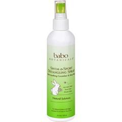 HGR1073360 - Babo BotanicalsConditioner UV Sport Spray - Berry - 8 oz