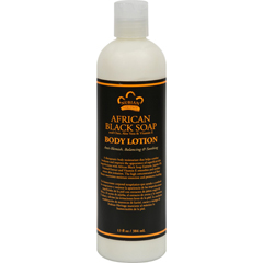 HGR1074509 - Nubian HeritageLotion - African Black Soap - 13 oz