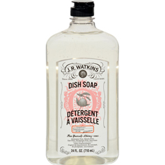 HGR1075134 - J.R. WatkinsDish Soap - Grapefruit - 24 oz