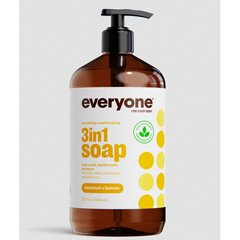 HGR1077684 - EO ProductsEveryOne Liquid Soap Coconut and Lemon - 32 fl oz