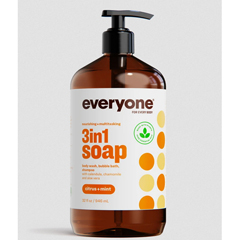 HGR1077718 - EO ProductsEveryOne Liquid Soap Citrus and Mint - 32 fl oz