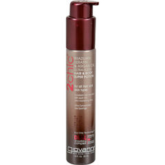 HGR1084599 - Giovanni Hair Care ProductsGiovanni 2chic Ultra-Sleek Hair and Body Super Potion with Brazilian Keratin and Argan Oil - 1.8 fl oz