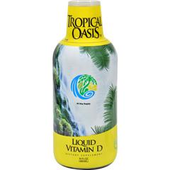 HGR1084912 - Tropical OasisLiquid Vitamin D - 16 fl oz