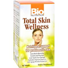 HGR1086099 - Bio NutritionTotal Skin Wellness - 60 Tablets