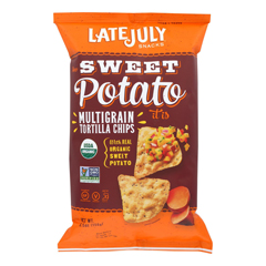 HGR1090018 - Late July Snacks - Snack Chips - How Sweet Potato It Is - Case of 12 - 5.5 oz..