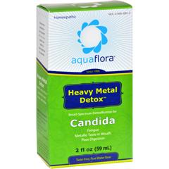 HGR1090620 - Aqua FloraHeavy Metal Detox - 2 fl oz