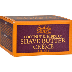 HGR1090935 - Shea MoistureShave Cream for Women Coconut and Hibiscus - 6 oz