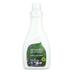 HGR1092253 - Seventh Generation - Natural Liquid Fabric Softener - Blue Eucalyptus and Lavender - Case of 6 - 32 Fl oz..