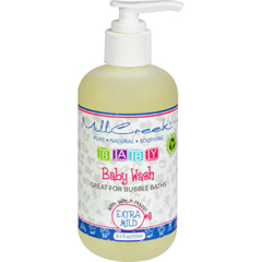 HGR1092337 - Mill CreekBotanicals Baby Wash - 8.5 fl oz