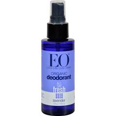 HGR1092774 - EO ProductsOrganic Deodorant Spray Lavender - 4 fl oz
