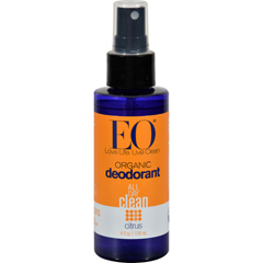 HGR1092873 - EO ProductsOrganic Deodorant Spray Citrus - 4 fl oz