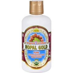 HGR1097880 - Dynamic HealthOrganic Certified Nopal Gold - 32 fl oz