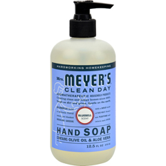 HGR1098987 - Mrs. Meyer'sLiquid Hand Soap - Bluebell - Case of 6 - 12.5 oz