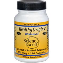 HGR1099530 - Healthy Origins - Seleno Excell Selenium - 200 mcg - 180 Capsules
