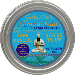 HGR1100890 - Soothing TouchNarayan Balm - Extra Strength - Case of 6 - 1.5 oz
