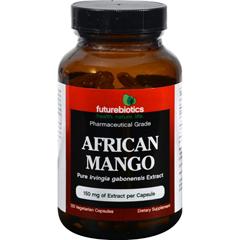 HGR1103621 - FutureBioticsAfrican Mango - 150 mg - 120 Vegetarian Capsules