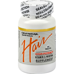 HGR1105493 - California NaturalHair - 30 Tablets