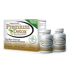 HGR1106160 - Herbal CleanPremium Detox 7 Day Kit - 1 Kit