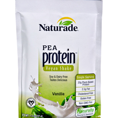 HGR1106996 - NaturadePea Protein Packet - Case of 12 - 1.3 oz
