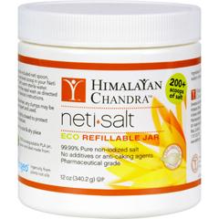 HGR1107200 - Himalayan Institute PressHimalayan Institute Neti Wash Neti Pot Salt - 10 oz