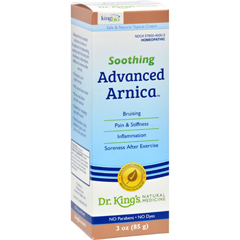 HGR1109578 - King Bio HomeopathicAdvanced Arnica Cream - 3 oz