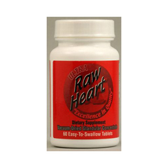 HGR1114636 - Ultra Glandulars - Raw Heart - 60 Tablets