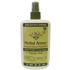 HGR1119502 - All TerrainHerbal Armor Natural Insect Repellent Family Size - 8 fl oz