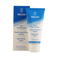 HGR1119908 - WeledaSalt Toothpaste Peppermint - 2.5 oz