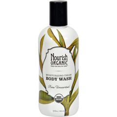 HGR1120658 - NourishOrganic Body Wash - Pure Unscented - 10 oz