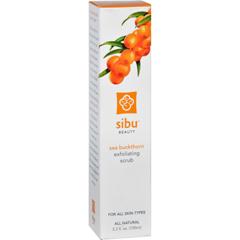 HGR1121789 - Sibu InternationalBeauty Sea Buckthorn Exfoliating Scrub For All Skin Types - 3.3 oz