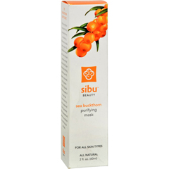 HGR1121854 - Sibu InternationalBeauty Sea Buckthorn Purifying Mask - 2 oz