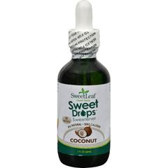 HGR1127307 - Sweet LeafLiquid Stevia - Coconut - 2 fl oz