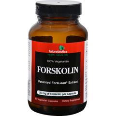 HGR1129543 - FutureBioticsForskolin - 25 mg - 60 Vegetarian Capsules