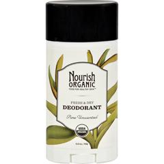HGR1136084 - NourishOrganic Deodorant - Pure Unscented - 2.2 oz