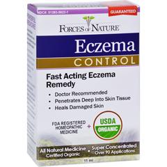 HGR1138148 - Forces of NatureOrganic Eczema Control - 11 ml