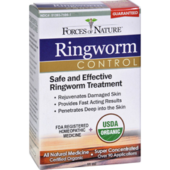 HGR1138213 - Forces of NatureOrganic Ringworm Control - 11 ml