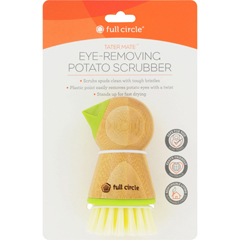 HGR1138783 - Full Circle HomeTater Mate Potato Brush with Eye Remover - Case of 6