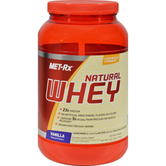 HGR1139062 - Met-Rx - Instantized Natural Whey Protein Vanilla - 2 lbs