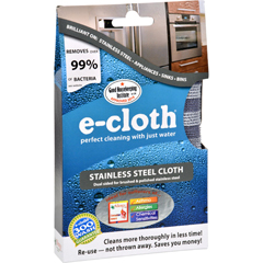 HGR1140896 - E-ClothStainless Steel Cleaning Cloth