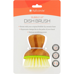 HGR1147727 - Full Circle HomeReplacement Brush - Bubble Up Green - 6 ct