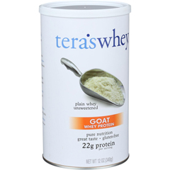 HGR1148824 - Tera's WheyProtein - Goat - Plain - Unsweetened - 12 oz