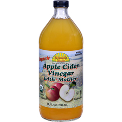HGR1151778 - Dynamic HealthApple Cider Vinegar - Organic with Mother - 32 oz