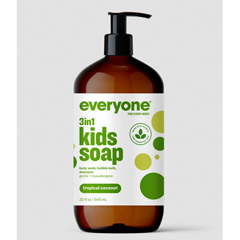 HGR1156694 - EO ProductsEveryone Soap for Kids - Tropical Coconut Twist - 32 oz