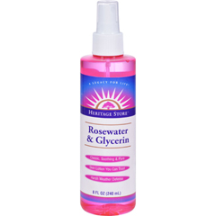 HGR1157304 - Heritage ProductsRosewater and Glycerin - 8 fl oz