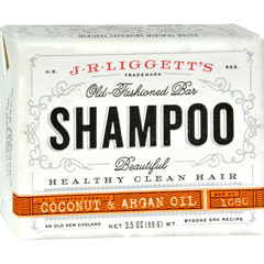 HGR1160290 - J.R. Liggett'sShampoo Bar - Coconut and Argan - 3.5 oz