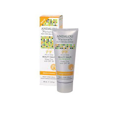 HGR1162601 - Andalou NaturalsBeauty Balm Sheer Tint with SPF 30 Brightening - 2 oz